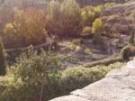 Big huerto in city moat