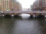 Hamburg bridge