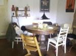Smaller shared kitchen