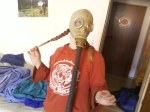 Gas mask Jo