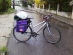 My bike in Buda