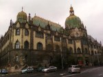 Budapest has some very grand buildings