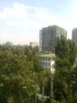 Bucharest is a very green city, seems to have as many trees as towerblocks