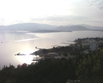 View over Volos