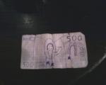 Hitchhiking money