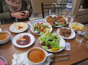 Lokanta food