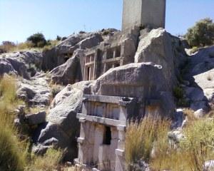 Burial chambers
