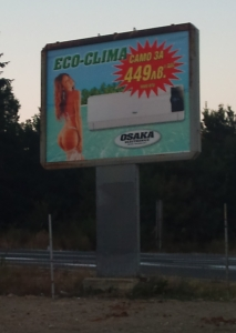 Billboard, Bulgaria