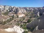 The Cappadocia region of Central Anatolia