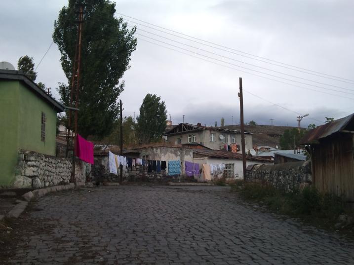 Old city, Kars
