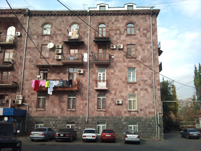 Armenian pink stone