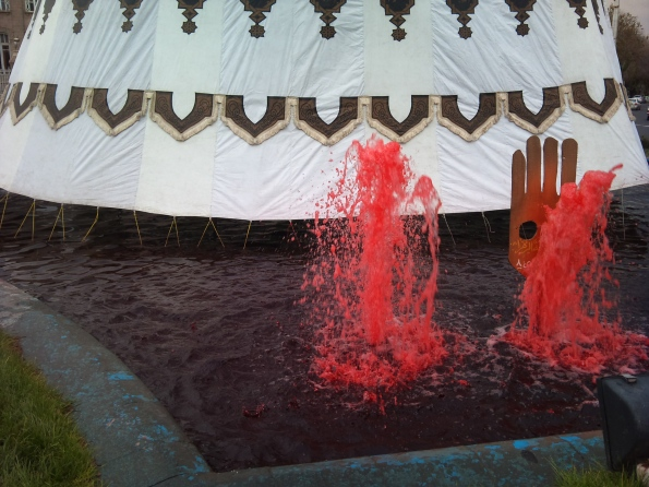 Blood in the Fountain