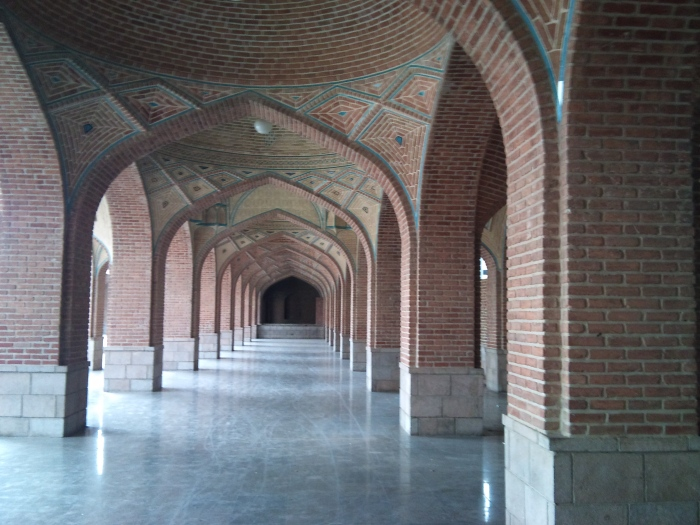 Mosque in Tabriz