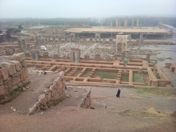 View of Persepolis