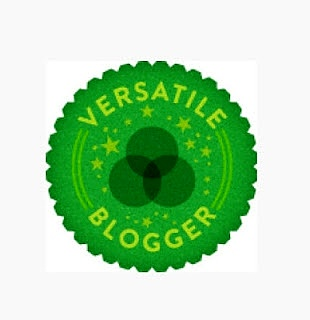 This blog was nominated for a Versatile Blogger Award