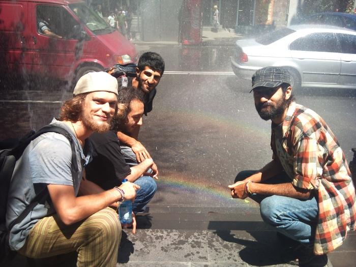 Rainbow brothers