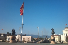 Skopje, Macedoia