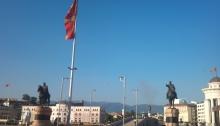 Skopje, Macedoia