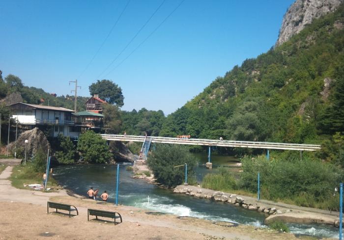 Macedoina, wild camping, hitchhiking