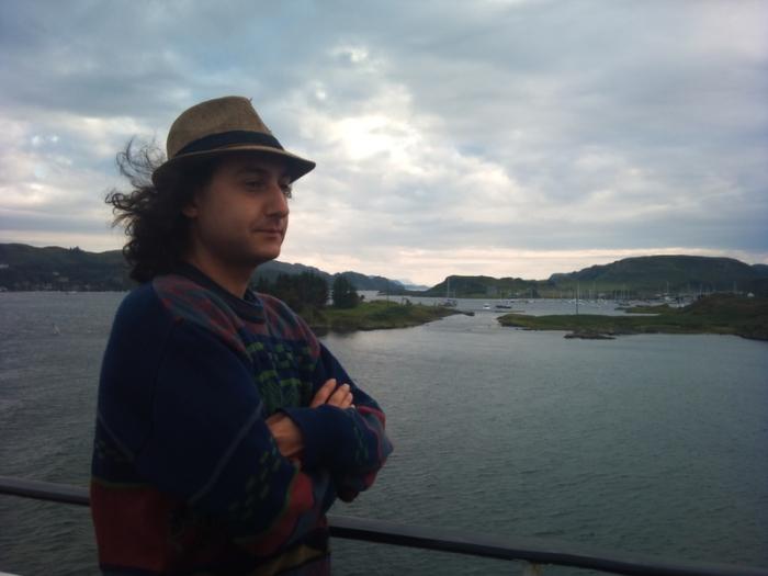 ferry, Mull, Scotland, Oban