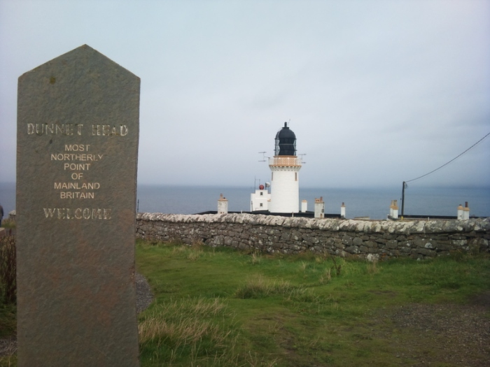 Dunnet Head, Scotland