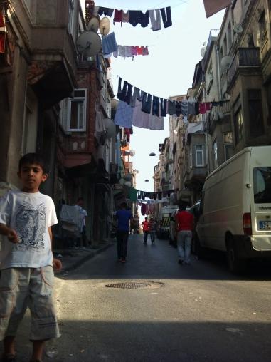 Tarlabaşı, Istanbul, poverty, Syrians