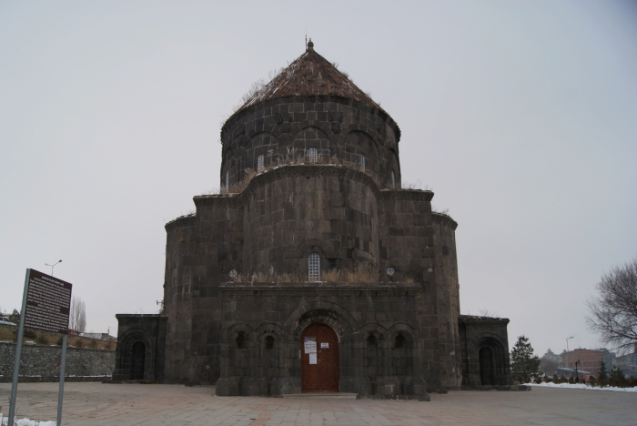 Armenia, church, Kars, Turkey, Anatolia, history, hitchhiking