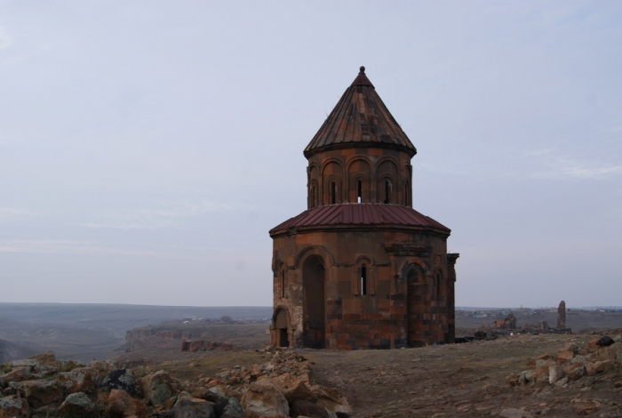 Armenia, Ani, Kars, Turkey, Anatolia, history, hitchhiking