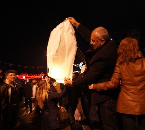 Turkey, New Year, Antalya, hitchhiking