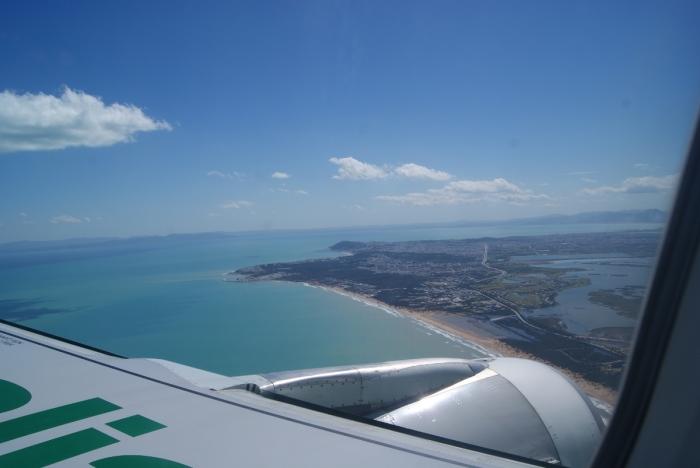 Africa, Tunisia, Tunis, flight, plane, air