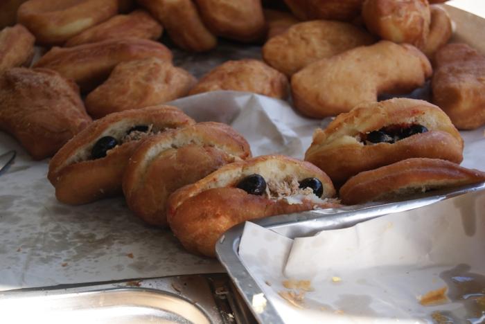 Tunisia, Tunis, street food